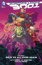 Justice League 3001, Volume 1 av Keith Giffen (Innbundet)