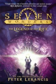 The Legend of the Rift av Peter Lerangis (Innbundet)