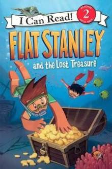 Flat Stanley and the Lost Treasure av Jeff Brown (Innbundet)