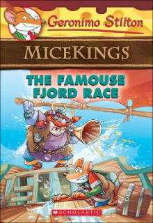 The Famouse Fjord Race av Geronimo Stilton (Innbundet)