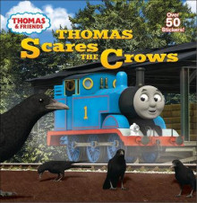 Thomas Scares the Crows av Reverend Wilbert Vere Awdry (Innbundet)