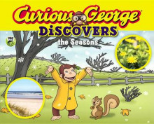 Curious George Discovers the Seasons av H A Rey (Innbundet)
