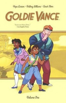 Goldie Vance, Volume One av Hope Larson (Innbundet)