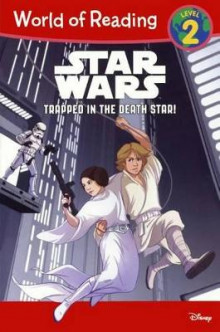 Star Wars: Trapped in the Death Star! av Disney Book Group (Innbundet)