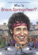 Omslag - Who Is Bruce Springsteen?