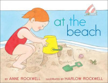 At the Beach av Anne Rockwell (Innbundet)