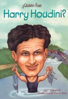 Quien Fue Harry Houdini? (Who Was Harry Houdini?) av Tui T Sutherland (Innbundet)