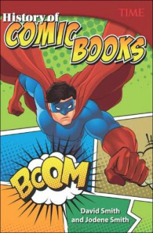 History of Comic Books av David Smith (Innbundet)