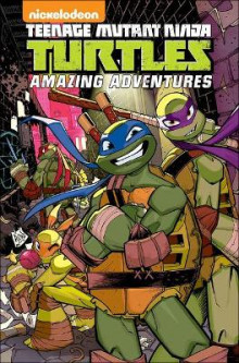 Teenage Mutant Ninja Turtles: Amazing Adventures, Volume 4 av Matthew K Manning og Caleb Goellner (Innbundet)