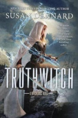 Omslag - Truthwitch