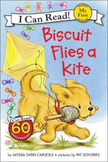 Biscuit Flies a Kite av Alyssa Satin Capucilli (Innbundet)
