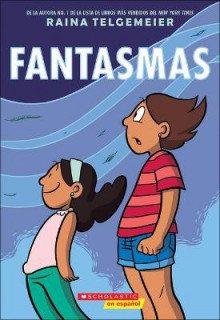 Fantasmas (Ghosts) av Raina Telgemeier (Innbundet)