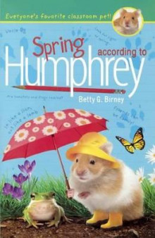 Spring According to Humphrey av Betty G Birney (Innbundet)