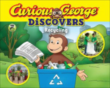 Curious George Discovers Recycling av H A Rey (Innbundet)