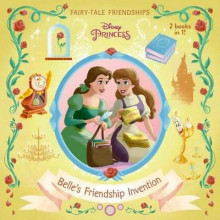 Belle's Friendship Invention/Tiana's Friendship Fix-Up av Rh Disney (Innbundet)