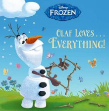 Olaf Loves... Everything! av Random House Disney (Innbundet)