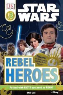 Star Wars: Rebel Heroes av Shari Last (Innbundet)