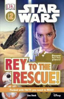 Rey to the Rescue! av Lisa Stock (Innbundet)