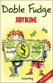 Doble Fudge (Double Fudge) av Judy Blume (Innbundet)