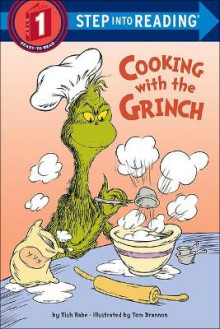 Cooking with the Grinch av Tish Rabe (Innbundet)