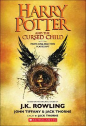 Harry Potter and the Cursed Child av J K Rowling, Jack Thorne og John Tiffany (Innbundet)