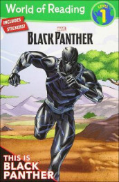 This Is Black Panther av Andy Schmidt (Innbundet)