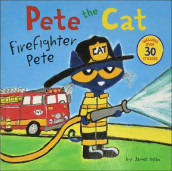 Pete the Cat: Firefighter Pete av James Dean (Innbundet)