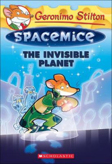 The Invisible Planet av Geronimo Stilton (Innbundet)