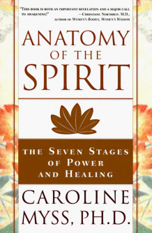 Anatomy of the Spirit av C. Myss og N. Shealy (Heftet)
