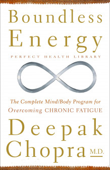 Boundless Energy av Deepak Chopra (Heftet)