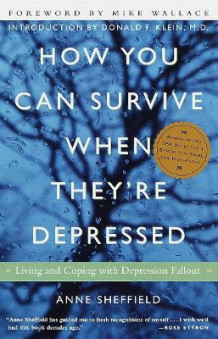 How to Survive When Depressed av Anne Sheffield (Heftet)