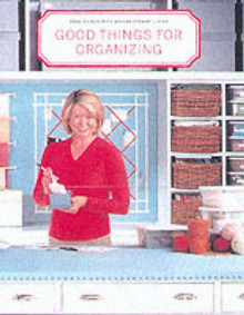Good Things for Organizing av Martha Stewart Living Magazine (Heftet)