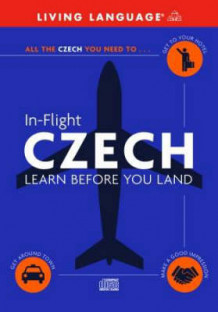 Czech in Flight av Living Language (Lyd uspesifisert)
