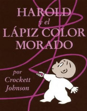 Harold y El Lapiz Color Morado (Harold and the Purple Crayon) av Crockett Johnson (Innbundet)