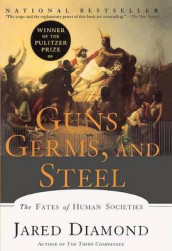 Guns, Germs and Steel: the Fates of Human Societies av Jared Diamond (Innbundet)