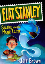 Omslag - Stanley and the Magic Lamp