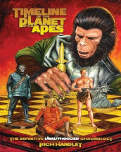 Timeline Of The Planet Of The Apes av Rich Handley (Heftet)