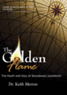 The Golden Flame av Keith Merron (Innbundet)