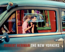 New Yorkers av Robert Herman (Innbundet)