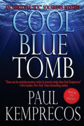 Cool Blue Tomb av Paul Kemprecos (Heftet)