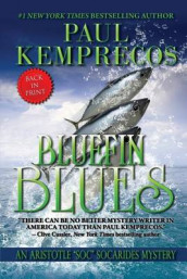 Bluefin Blues av Paul Kemprecos (Heftet)