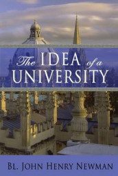The Idea of a University av John Henry Newman (Heftet)