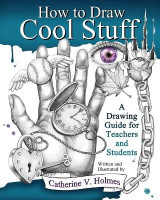 Omslag - How to Draw Cool Stuff