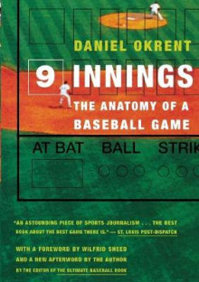 Nine Innings av Daniel Okrent (Heftet)