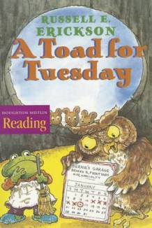 A Toad for Tuesday av Russell E Erickson (Heftet)