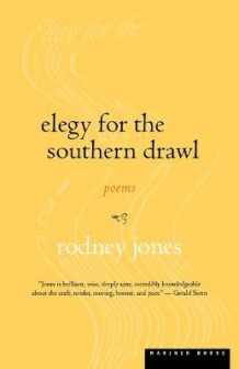 Elegy for the Southern Drawl av Rodney Jones (Heftet)