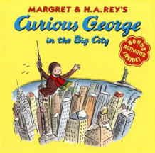 Curious George in the Big City av H.A. Rey (Heftet)