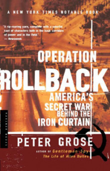 Operation Rollback av Peter Grose (Heftet)