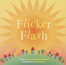 Flicker Flash av Joan Bransfield Graham (Innbundet)