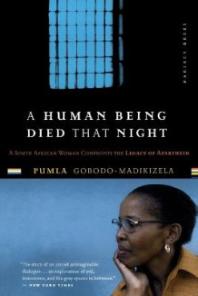A Human Being Died That Night av Pumla Gobodo-Madikizela (Heftet)